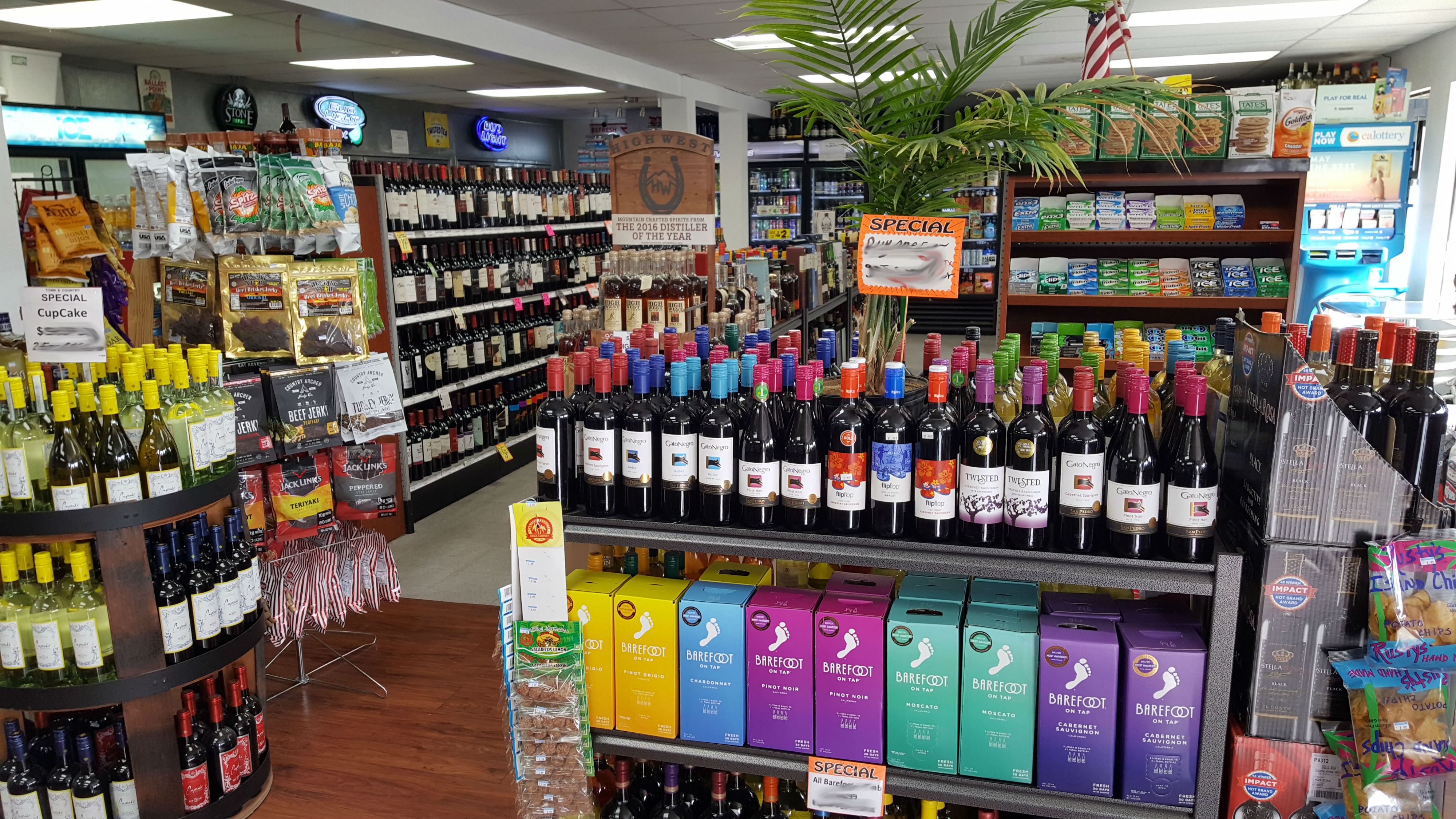 Town & Country Wine and Spirits
